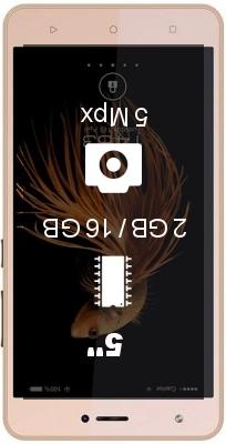 Karbonn Aura Note 4G smartphone