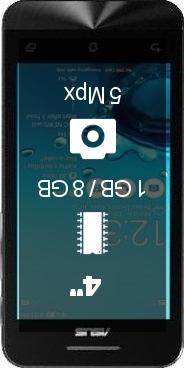 ASUS ZenFone 4 smartphone