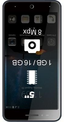 ZTE A610c smartphone
