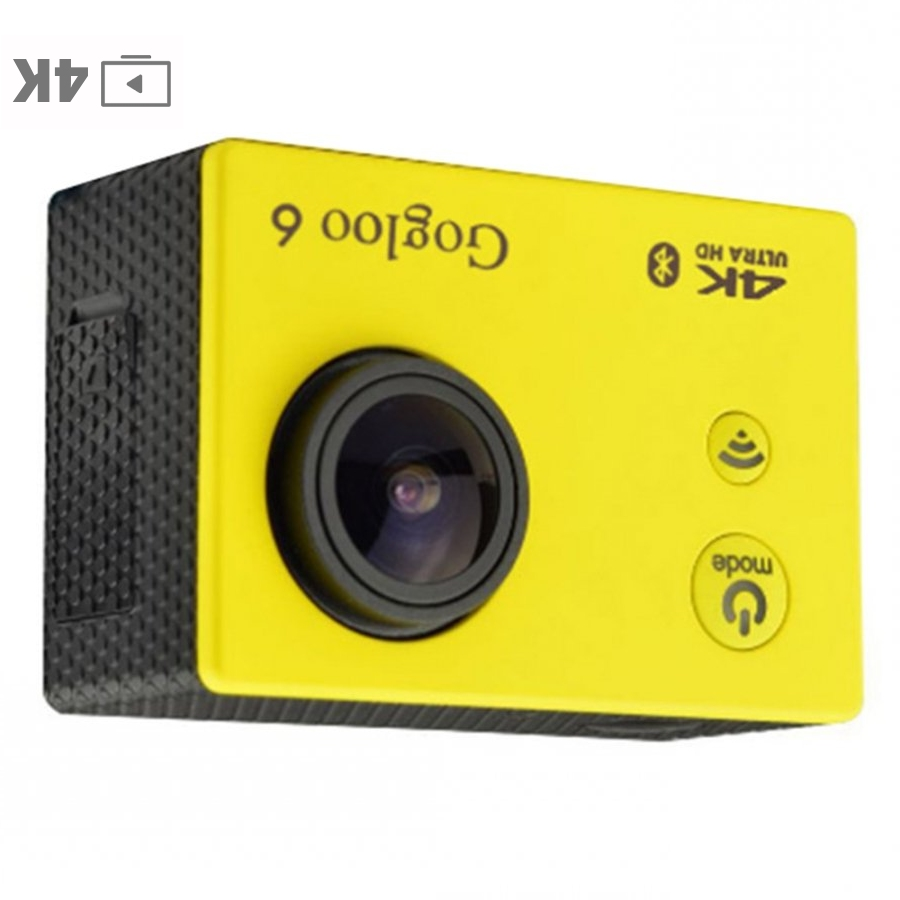 Gogloo 6 action camera