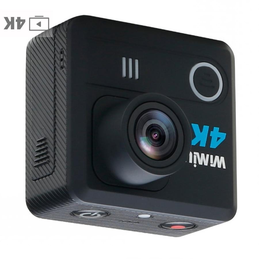 Wimius 4k action camera