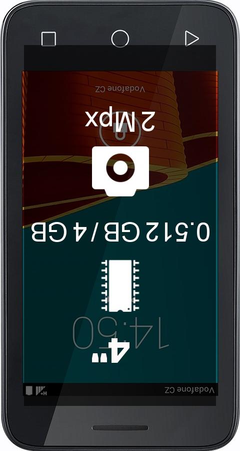 Vodafone Smart first 6 smartphone