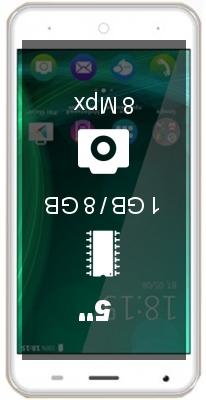 BQ S-5045 Fast smartphone