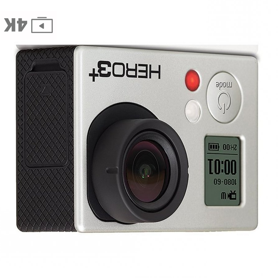 GoPro Hero3+ Black action camera
