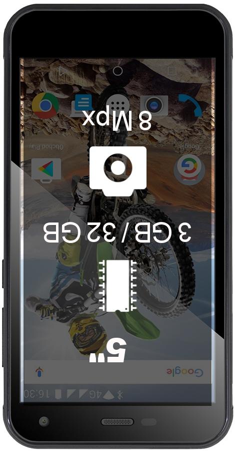 Evolveo StrongPhone G4 smartphone