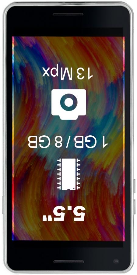 Avvio L800 smartphone