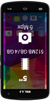 BLU Studio X8 HD smartphone