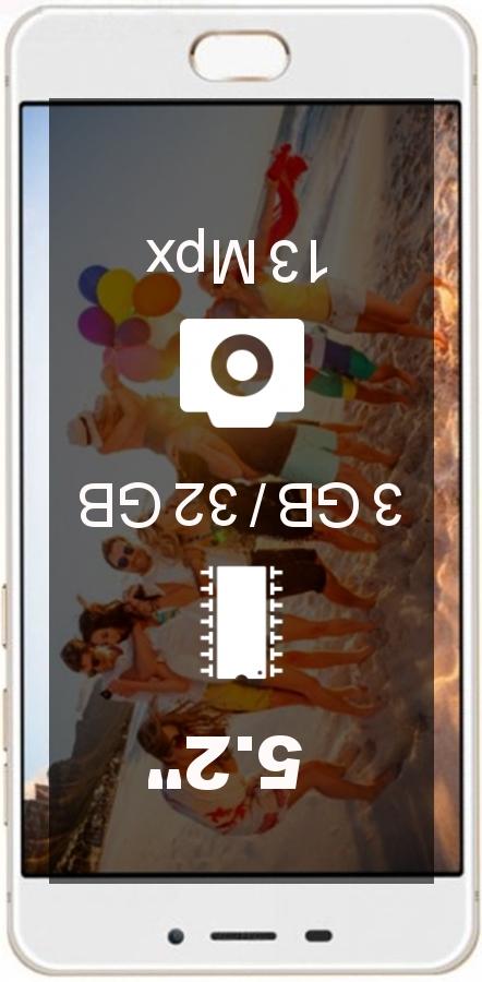 Koobee S11 smartphone