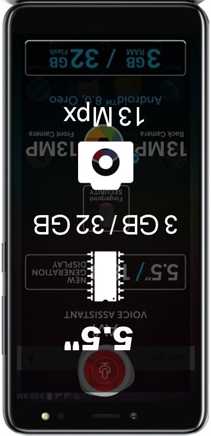 Allview V3 Viper smartphone