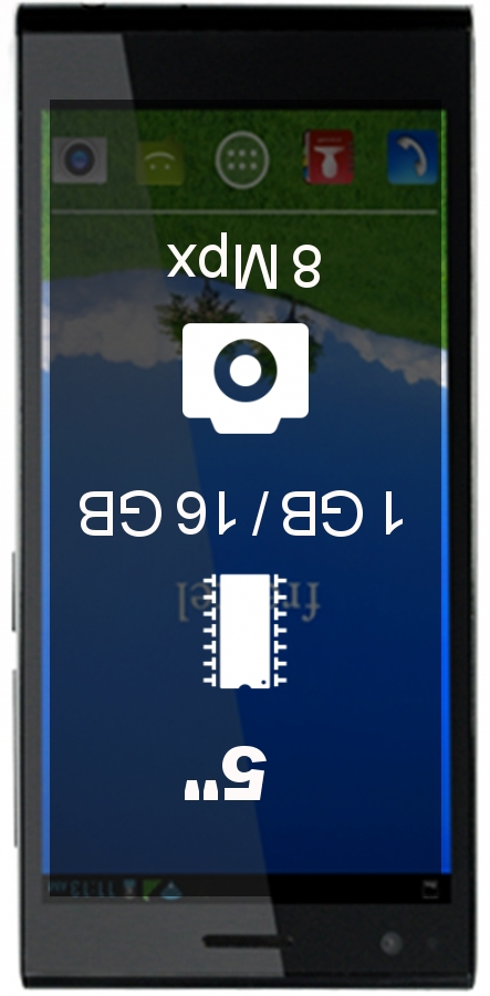 Freetel XM smartphone