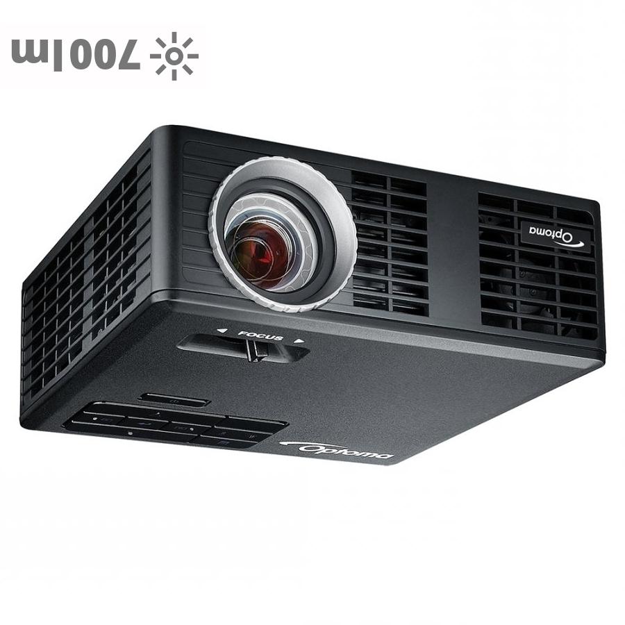 Optoma ML750 portable projector