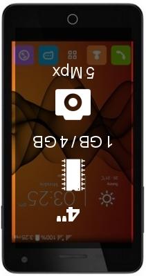 Walton Primo E4+ smartphone