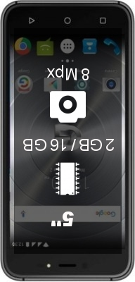 Gigabyte Gsmart Classic LTE smartphone