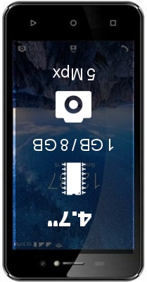 Intex Aqua Amaze+ smartphone