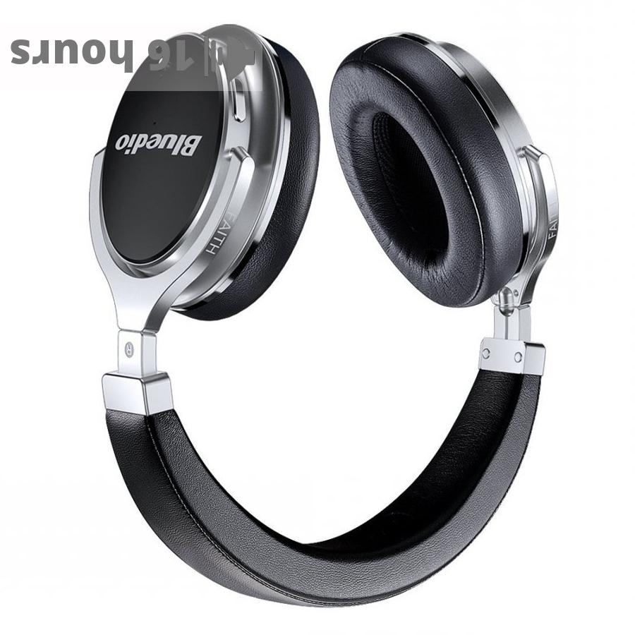 Bluedio F2 wireless headphones
