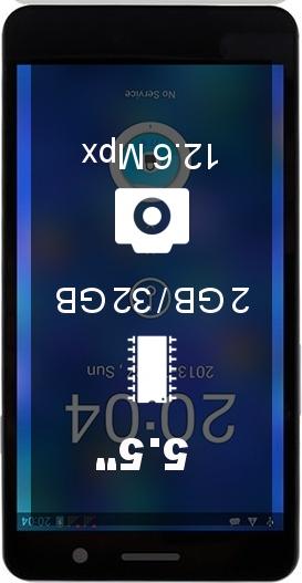 Pomp C6 mini smartphone
