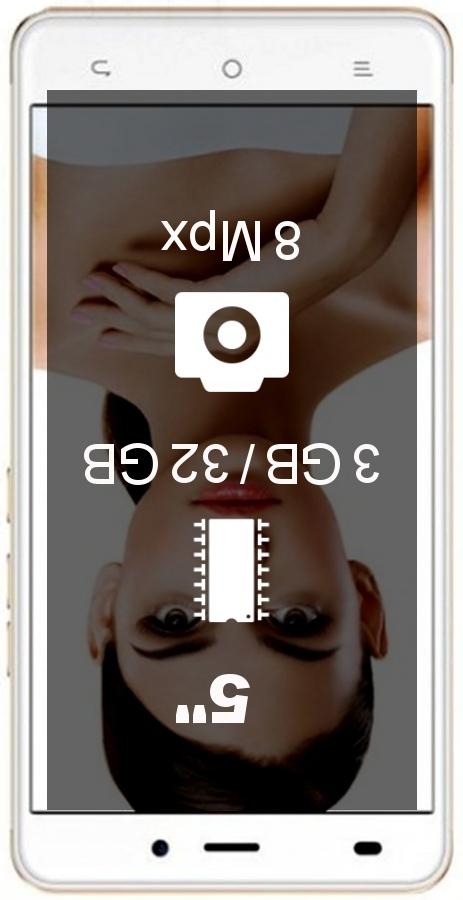 Doov M2 smartphone