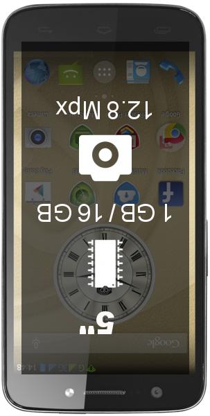 Prestigio MultiPhone 5508 DUO smartphone