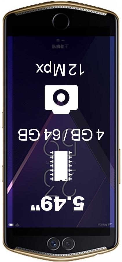 Meitu V6 smartphone