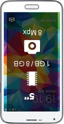KingSing T2 8GB smartphone