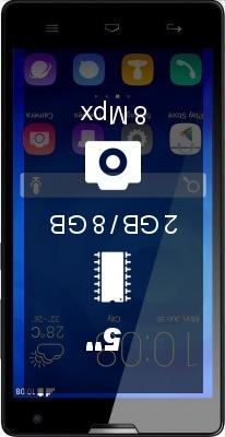 Huawei Honor 3C 2GB 8GB smartphone