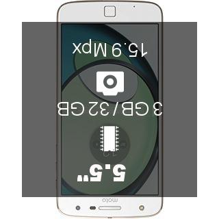 Motorola Moto Z Play 3GB 32GB smartphone
