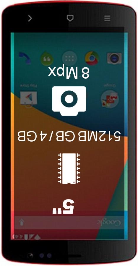 Spice Stellar 507 smartphone