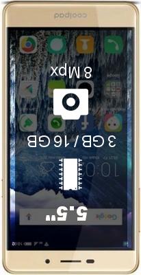 Coolpad Mega smartphone