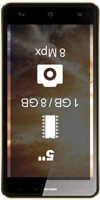 Digma Vox S501 3G smartphone