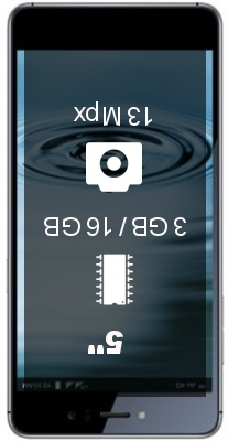 Lyf Water 8 smartphone