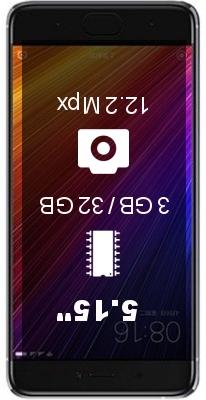 Xiaomi Mi5s 3GB 32GB smartphone
