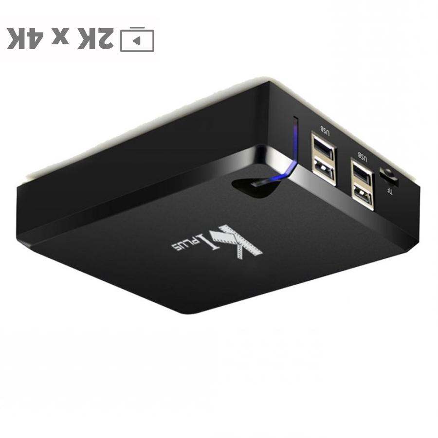 Mesuvida KI PLUS S2 T2 1GB 8GB TV box