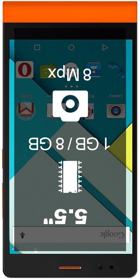BLU Life 8 XL smartphone