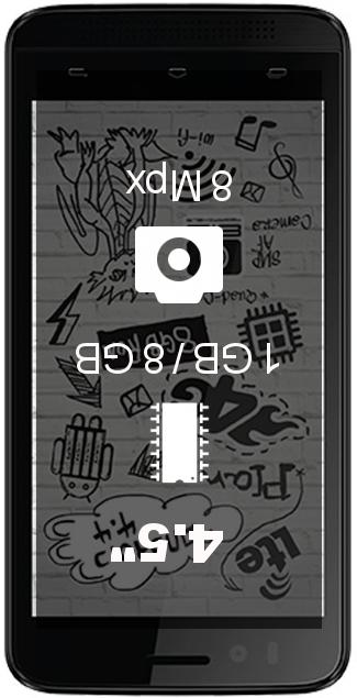 Verykool Fusion SL4500 smartphone