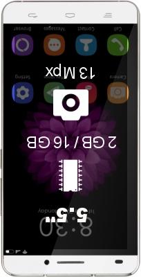 OUKITEL U8 Universe Tap smartphone