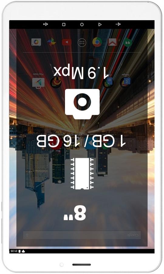 Archos 80b Helium 4G (2016) tablet