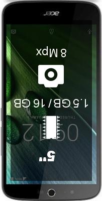Acer Liquid Zest Z528 4G smartphone