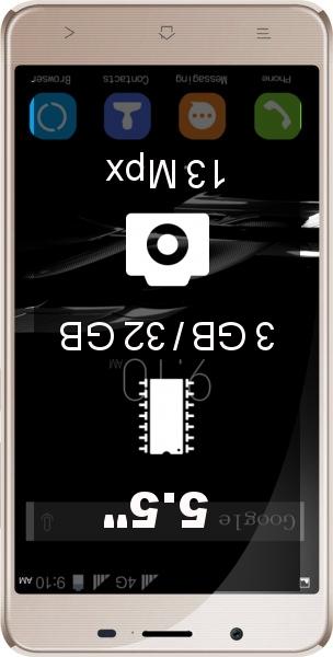Blackview P2 Lite smartphone