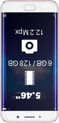 Vivo Xplay 6 smartphone