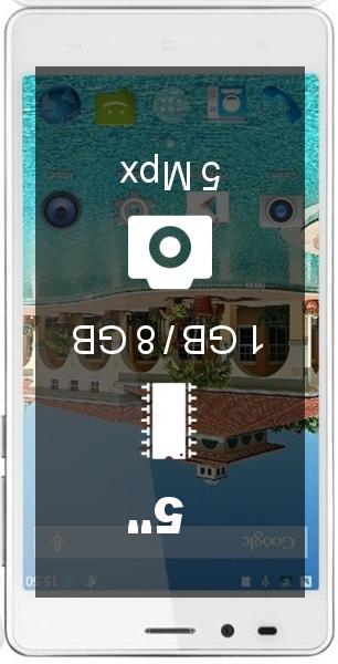 Landvo V80 smartphone