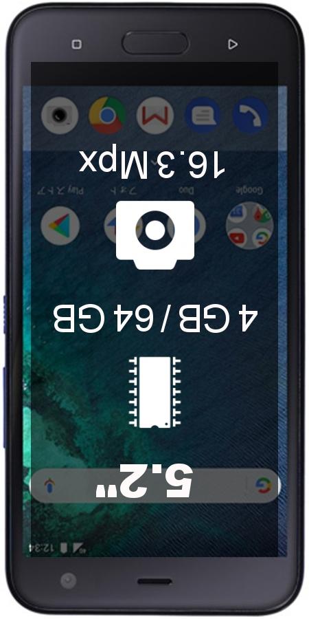 HTC X2 smartphone