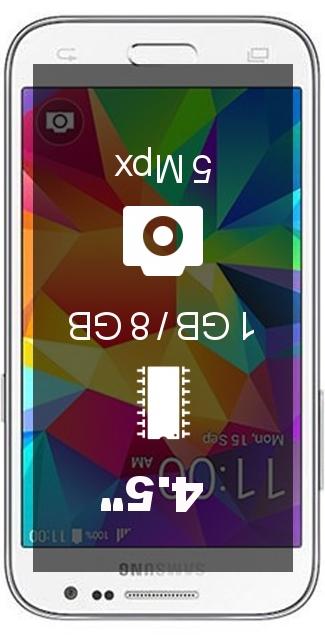 Samsung Galaxy Core Prime VE smartphone