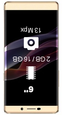 Xtouch R3 LTE smartphone