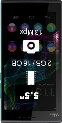 Wiko Ridge Fab 4G smartphone