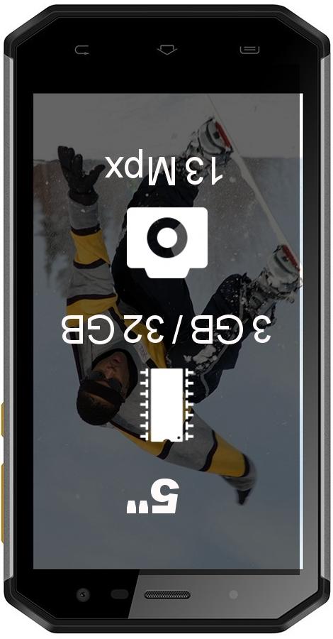 E&L S50 smartphone