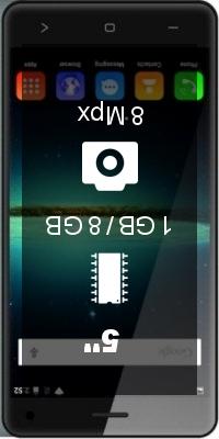 VKWORLD T5 SE smartphone