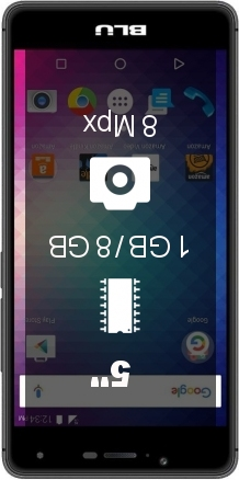BLU Grand Max smartphone