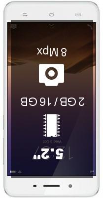 Vivo Y55L smartphone