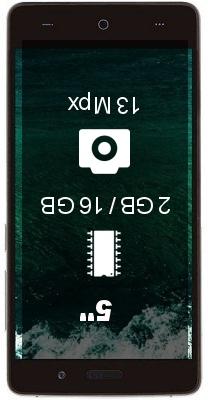 Lyf Water 5 smartphone