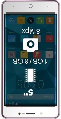Zopo Color E1 smartphone
